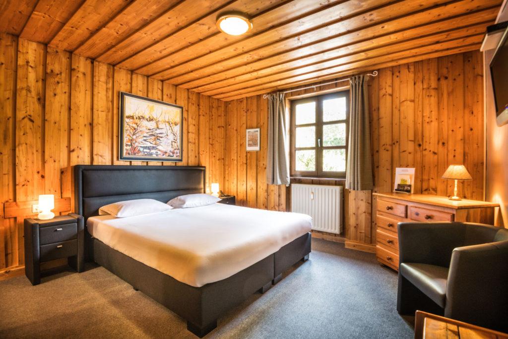 Bedroom of Double Room Classic