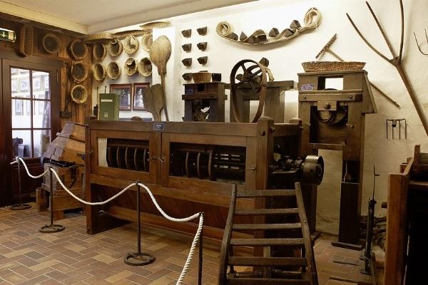 Musée du Moulin d'Asselborn