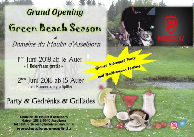 Green Beach Season