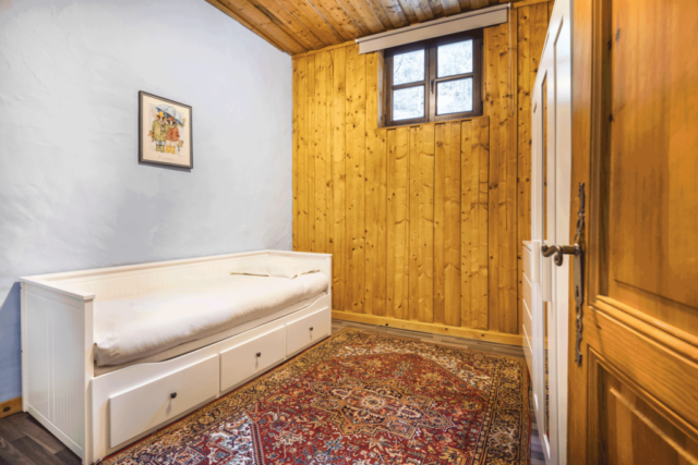Bedroom of Meunier Apartment