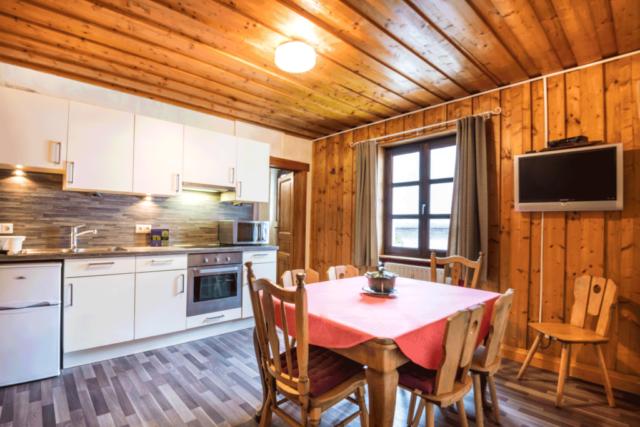 Kitchen of Meunier Apartment