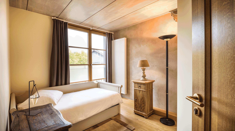 Bedroom of La Suite