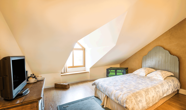 Bedroom of Double Room